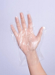 single use kitchen use PE glove