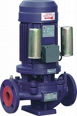 Flange Pipe Pump