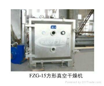 FZG Series Square Static Vacuum Dryer