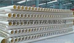 上海PVC-U双壁波纹排水管