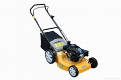 20'' steel manpower lawn mower