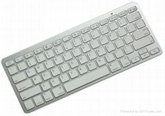 2.4G wireless super silm keyboard with scissor keycaps