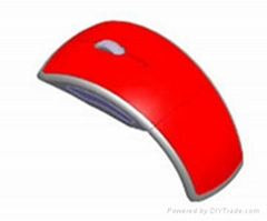 3D 2.4G wireless mouse