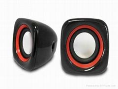 2.0 USB stereo speaker