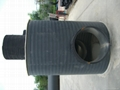 HDPE聚乙烯塑鋼纏繞管
