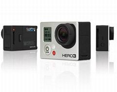 Gopro Hd Hero3 Camera