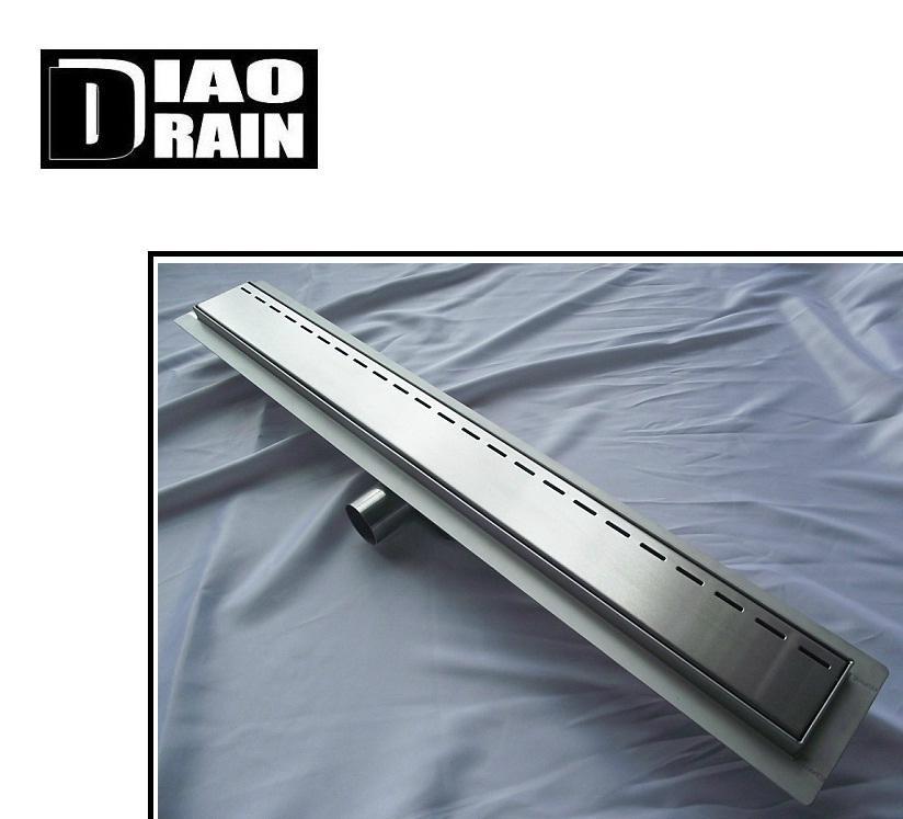 stainless shower channel floor drain 1