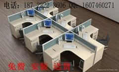 天津利聚辦公屏風圖片
