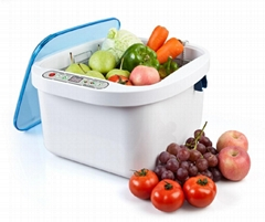 Ultrasonic and Ozone Vegetable & Fruit Sterilizer KD-6001