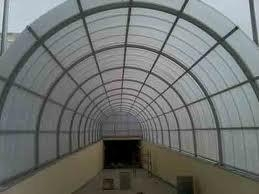 Polycarbonate Clear Hollow Sheet 3