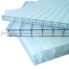 Polycarbonate Multi Wall Hollow Sheet 1