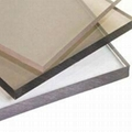 Polycarbonate Clear Solid Sheet 1