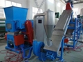 HDPE Pipes Recycling Machine