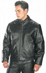 Men Jacket Biker-135
