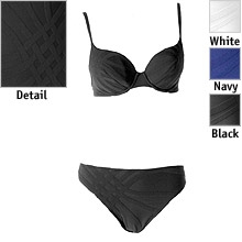 Ladies Bra & Brief W-187
