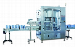 Shampoo shower hand wash gel cap capping machine