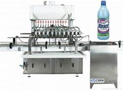 Anti-foamy anti-corrosive liquid filling machine  blister packaging machine
