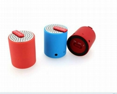 Mini Speaker With Phone finder locator BLE anti lost reminder alarm