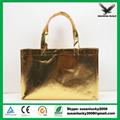 Non woven Metallic lamination shopping bag  2