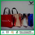 Non woven Metallic lamination shopping bag  4