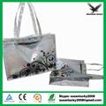 Non woven Metallic lamination shopping bag  5