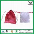 Satin Bag With Logo Printing