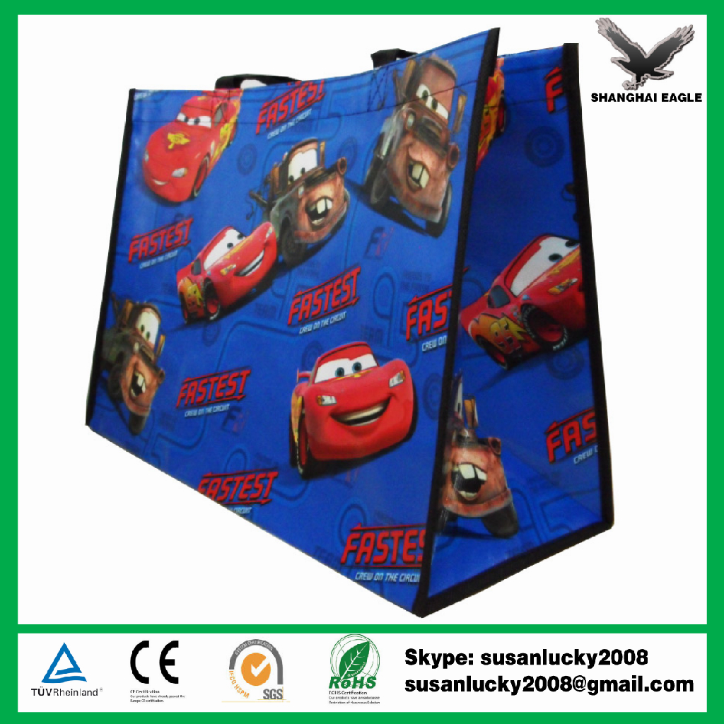 Superior quality laminated non woven bag (directly from factory) 3