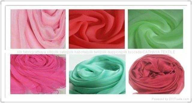 machine washable silk fabric /100% silk crinkle chiffon