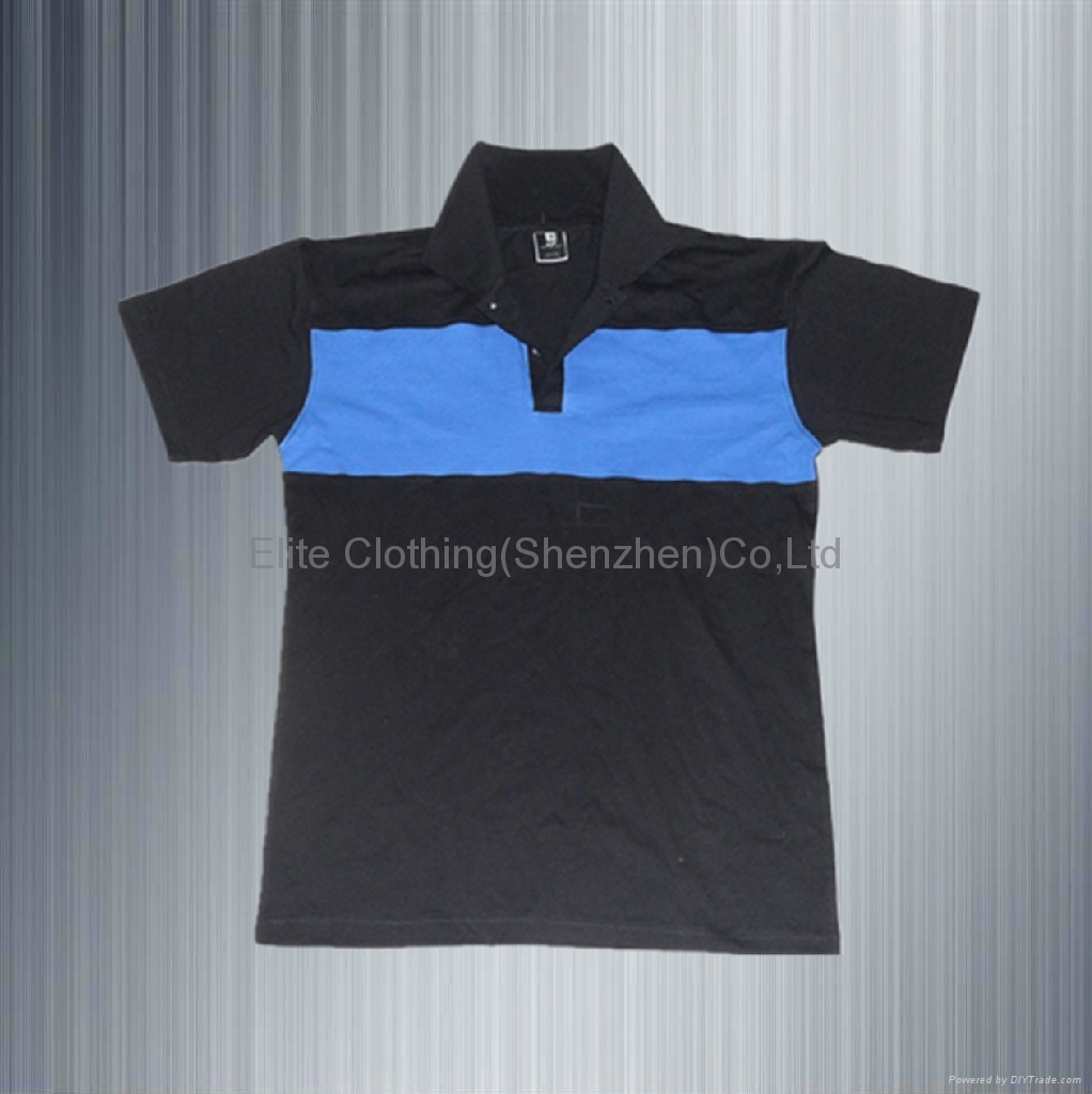 Custom Printing Polo Collar Shirts Latest Design High Quality Polo