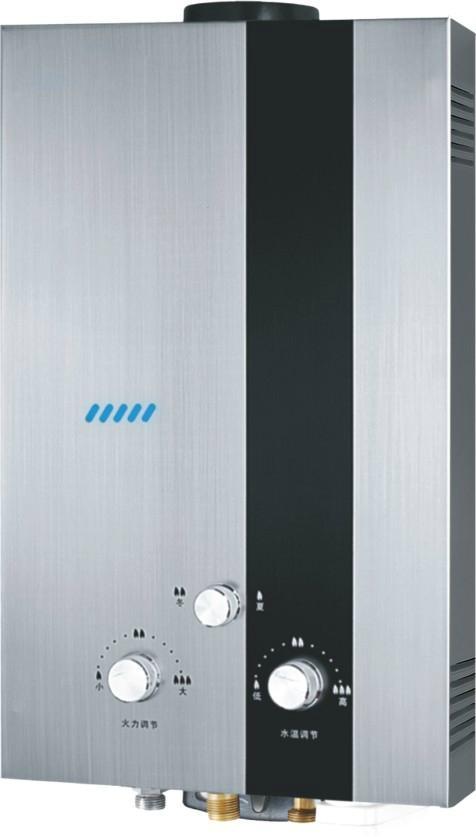 flue exhaust Water gas heater 2