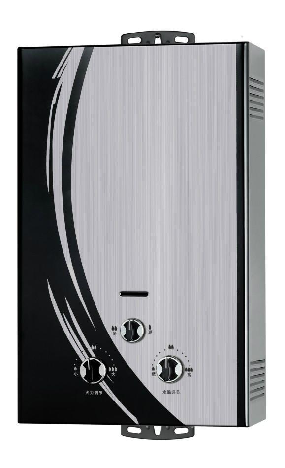 flue exhaust Water gas heater 3