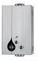 flue exhaust gas water heater
