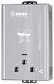 flue exhaust gas water heater 4