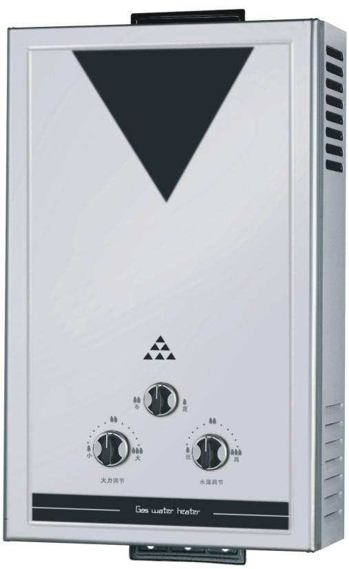 FORCE gas water heater 3