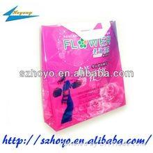 square bottom bag with handle