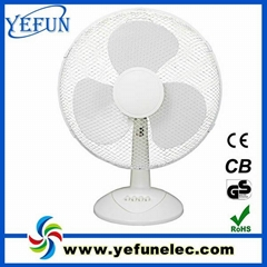cheap price 16inch table fan with 2 hours timer