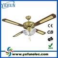 52inch Decorative Ceiling Fan