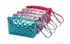 PU leather bags with different color