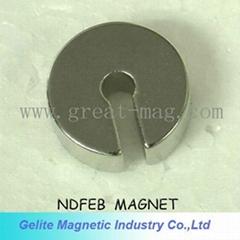 Disk ndfeb magnet