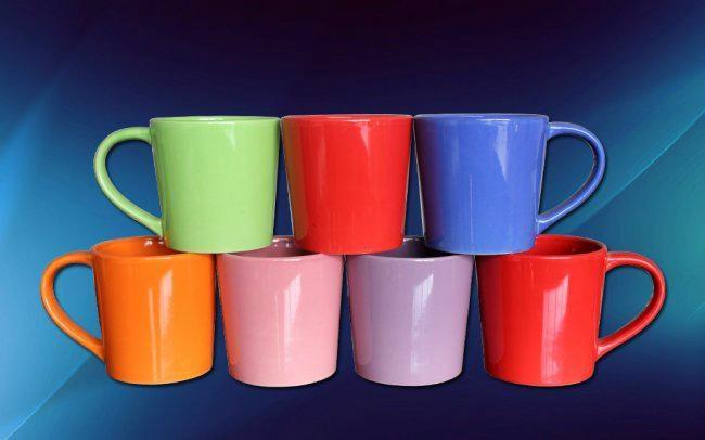 Unique Novelty Personalized Logo Ceramic Mug 5