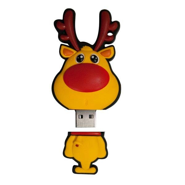 Creative USB Flash Drivers For Promotional Gifts 4