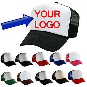Promotional Customized Logo Caps 1
