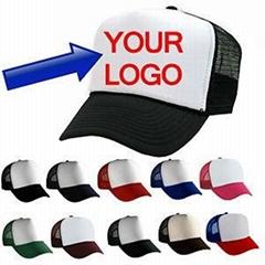 Promotional Customized Logo Caps