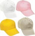 Promotional Customized Logo Caps 2