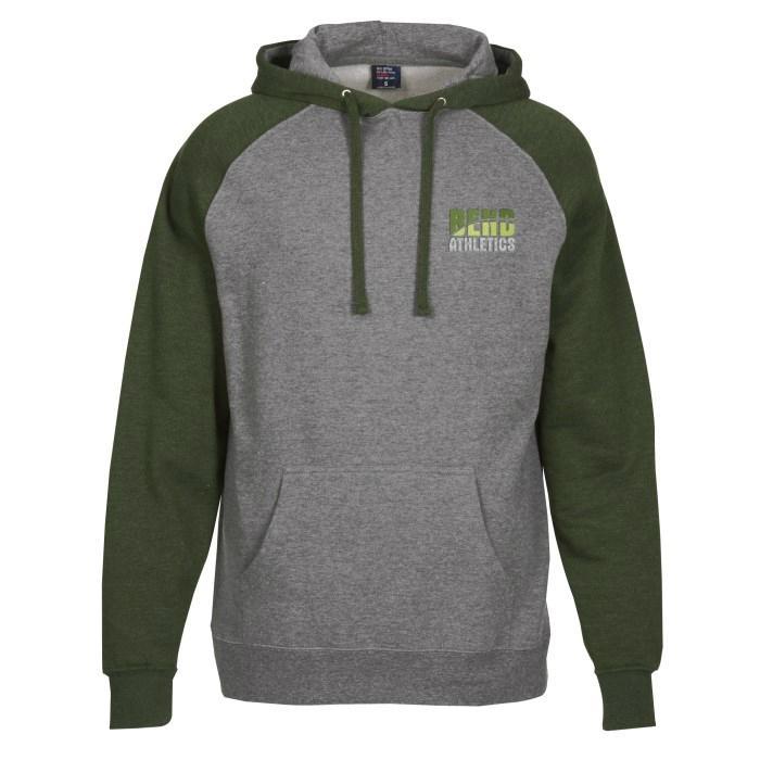 Customized Full Zip Hooded Sweatshirt 5