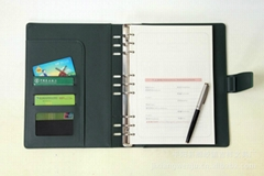 Logo Printing Note Books For Promotion Gifts