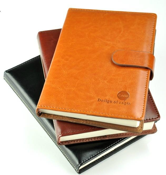 Logo Printing Note Books For Promotion Gifts 5