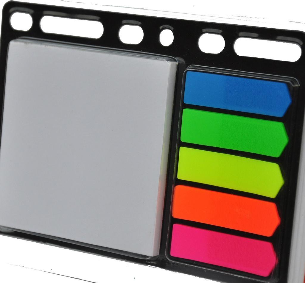 Creative Shape Logo Printing Sticky Notes  1