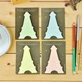 Creative Shape Logo Printing Sticky Notes  3