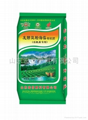 发酵豆粕海藻有机肥